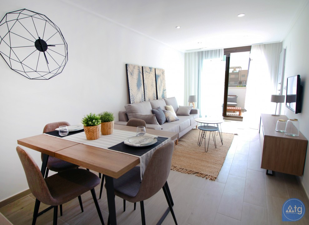 3 bedroom Apartment in Torre de la Horadada - CC2655 - 31