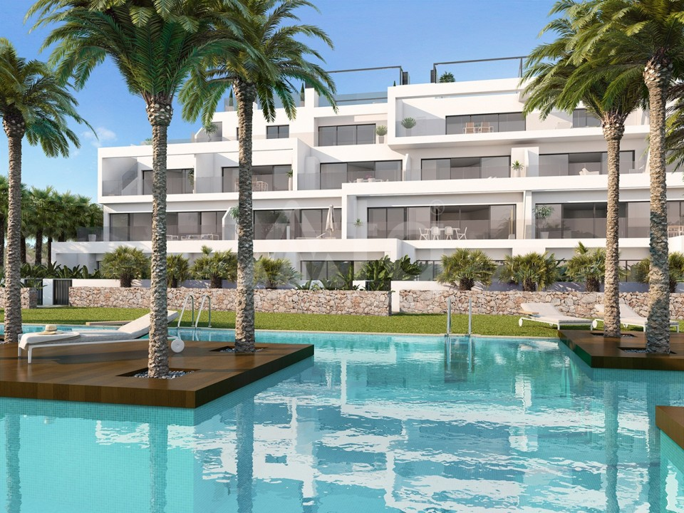 3 bedroom Apartment in Torre de la Horadada - CC7385 - 1