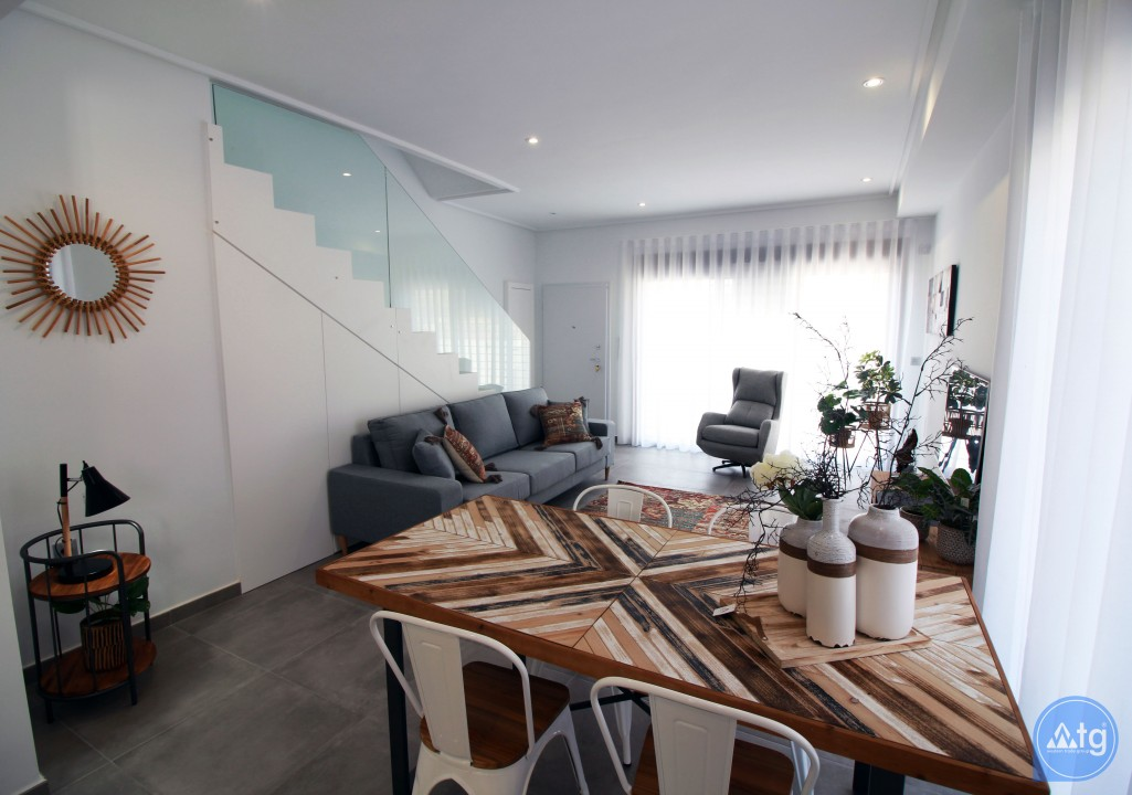 3 bedroom Apartment in Torre de la Horadada - CC7385 - 23