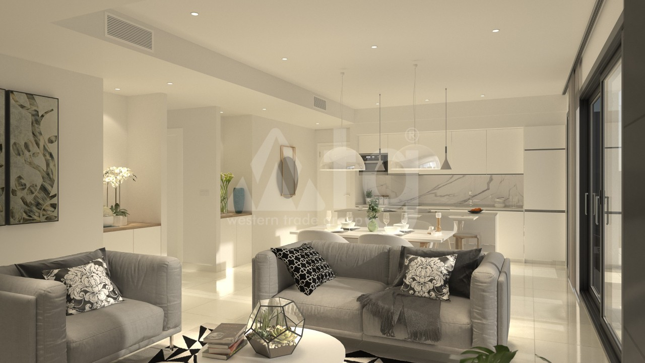 2 bedroom Apartment in Benidorm  - TM116966 - 3