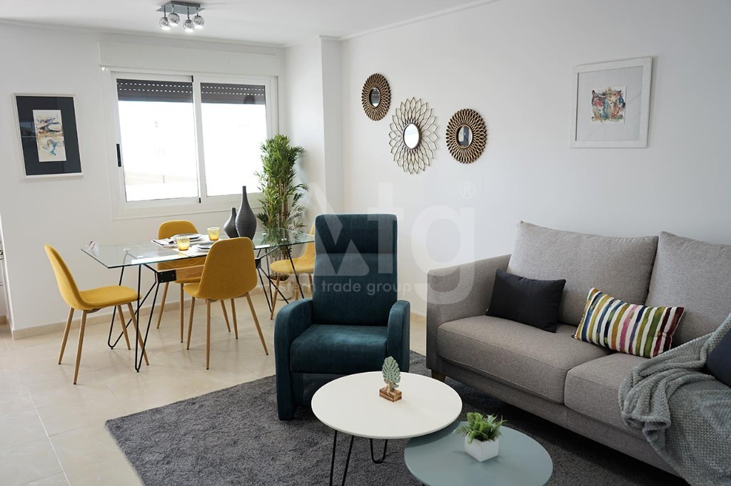 2 bedroom Apartment in Punta Prima  - GD8177 - 3