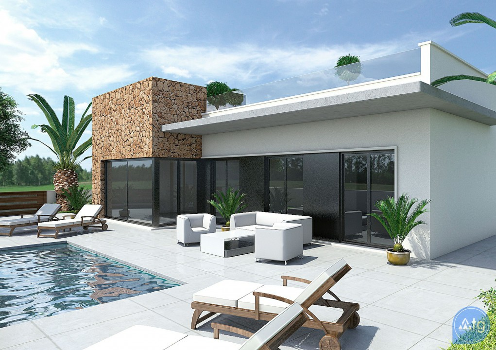 3 bedroom Apartment in Punta Prima - GD6303 - 1