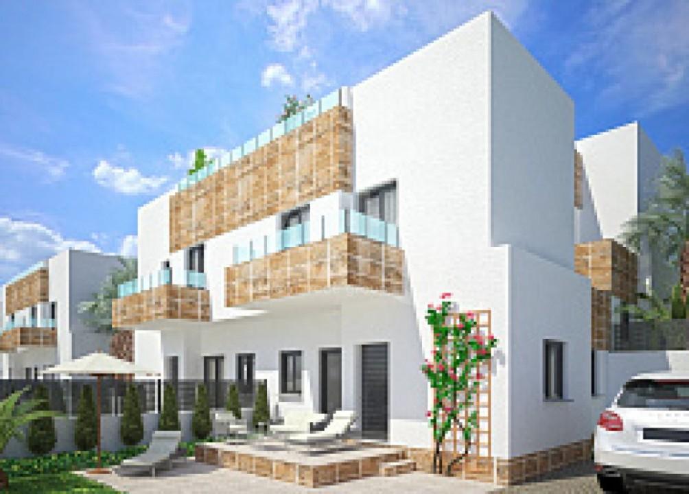 3 bedroom Apartment in Villajoyosa - QUA8642 - 1