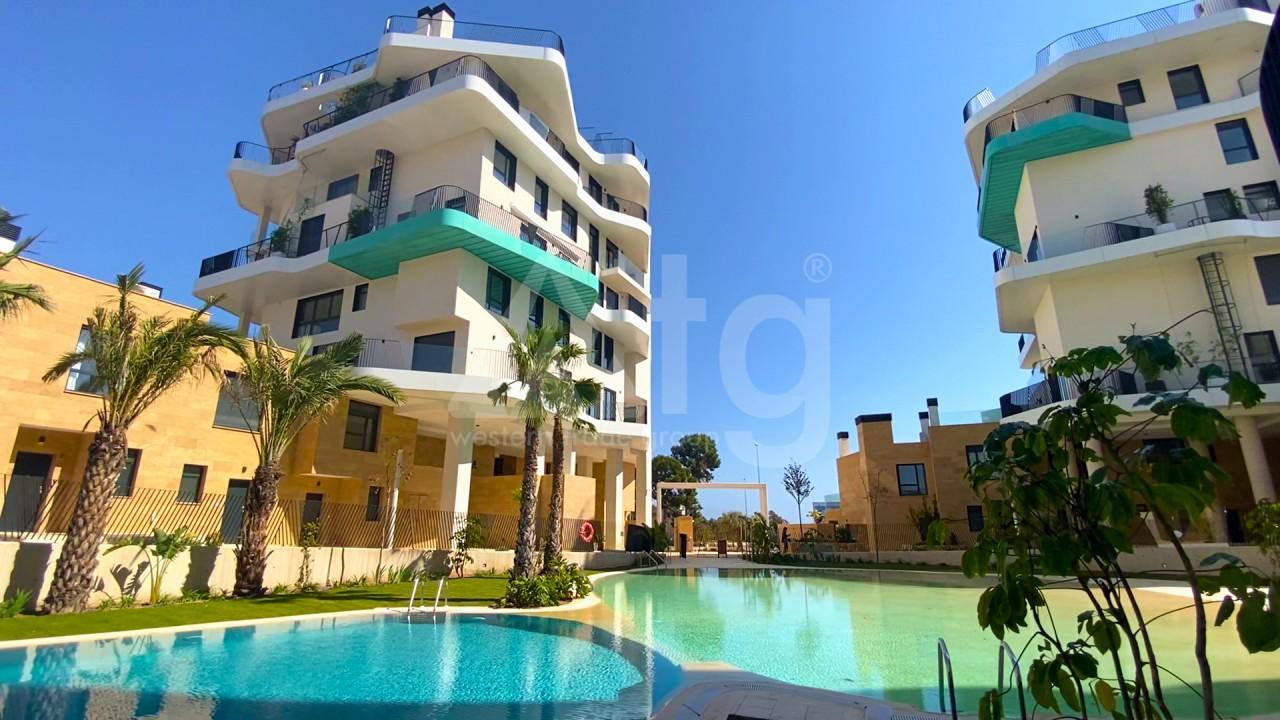 3 bedroom Apartment in Villajoyosa - QUA8642 - 10