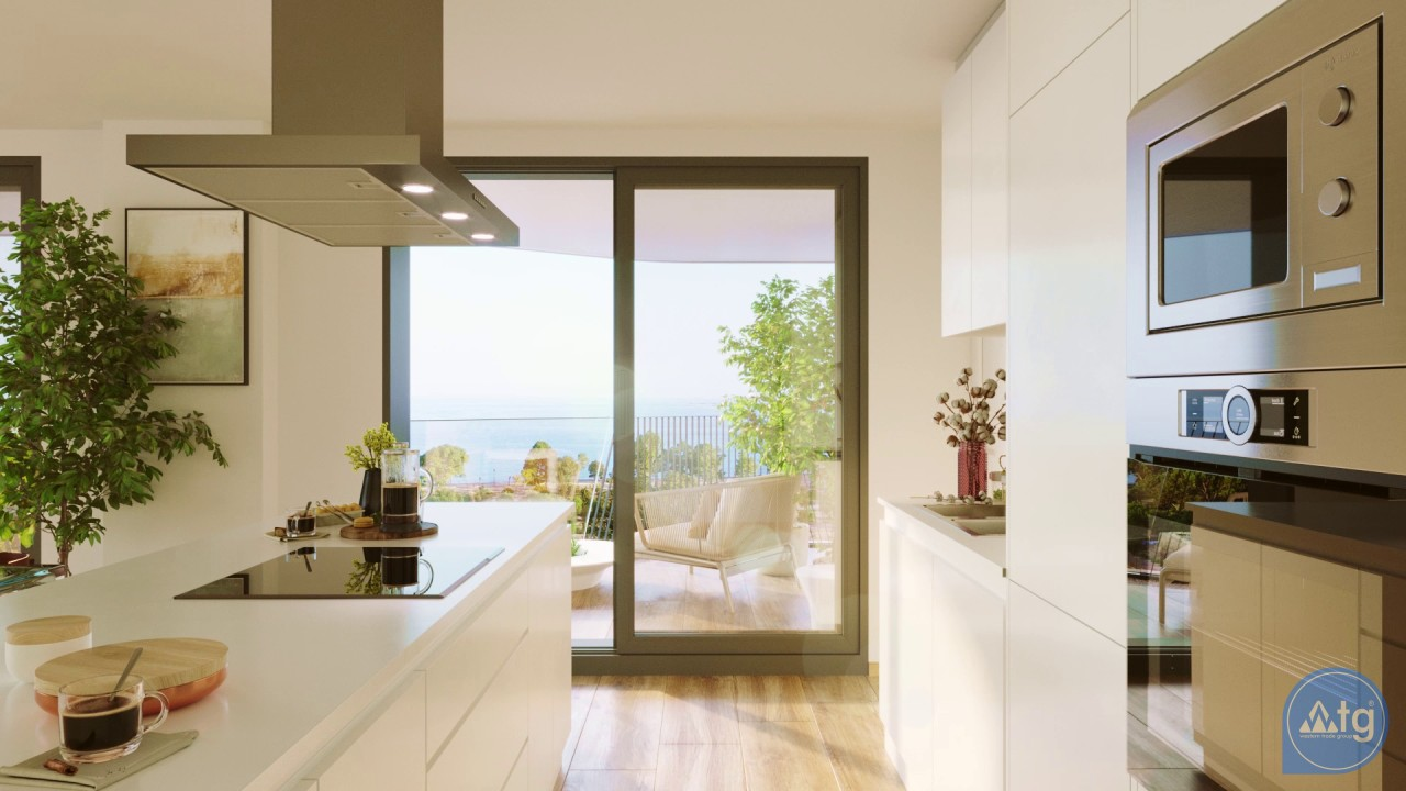 3 bedroom Apartment in Villajoyosa - QUA8642 - 24