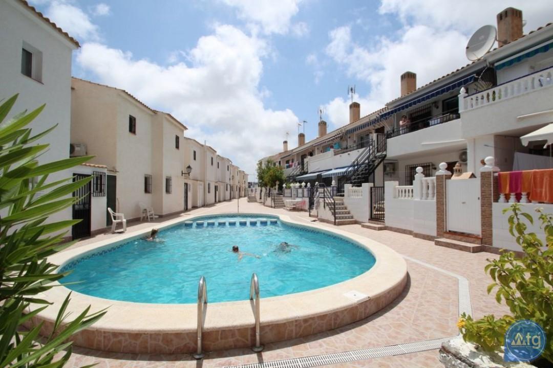 3 bedroom Apartment in Villajoyosa - QUA8644 - 1