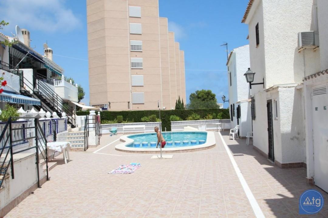3 bedroom Apartment in Villajoyosa - QUA8644 - 2