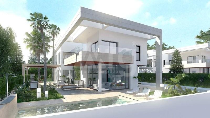 3 bedroom Villa in Orihuela Costa - YH7768 - 1