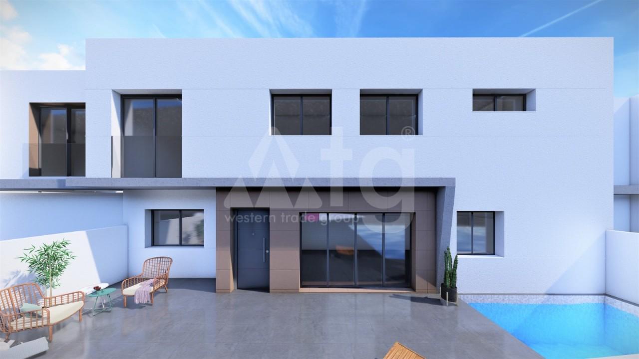 Elite New Apartments in Alicante, area 197 m<sup>2</sup> - KH118618 - 1