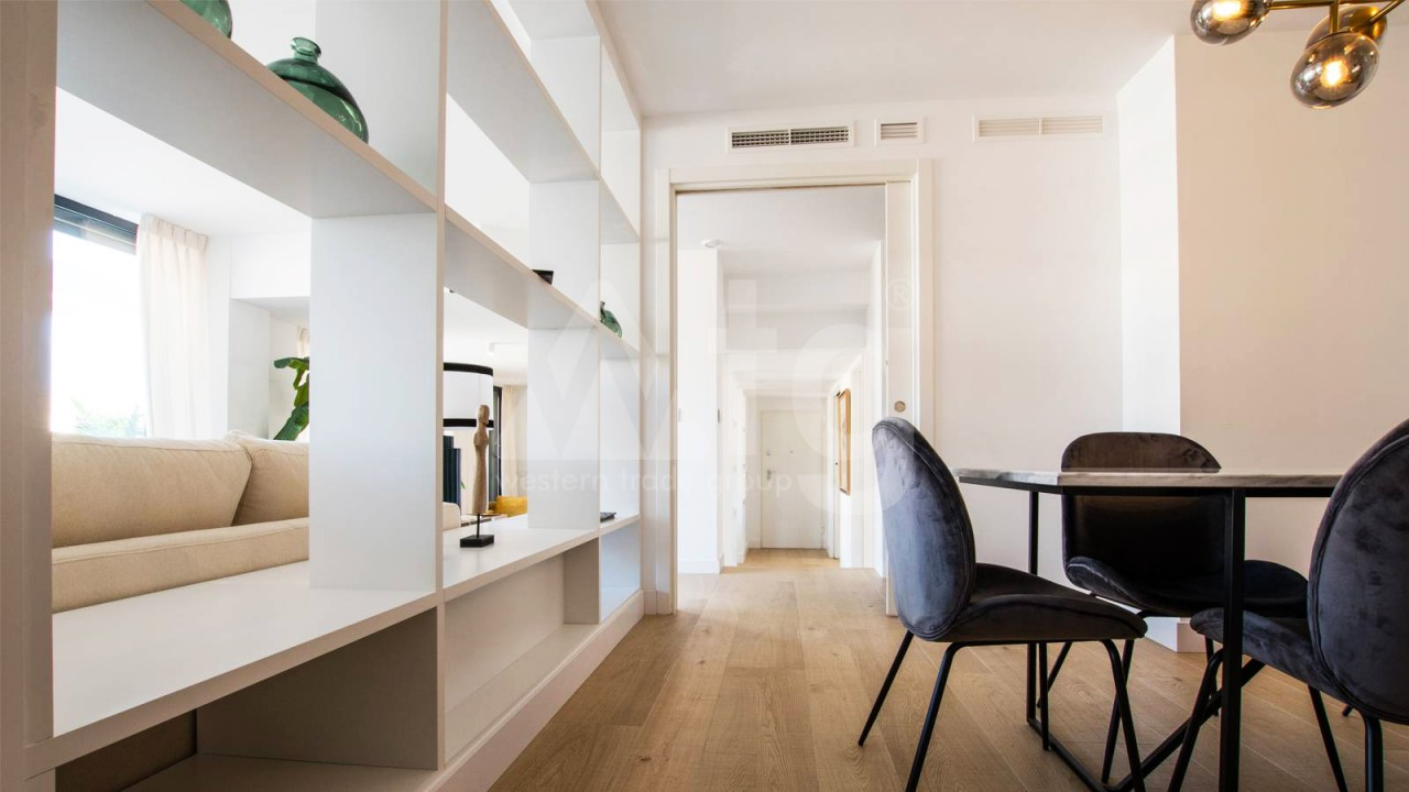 Elite New Apartments in Alicante, area 197 m<sup>2</sup> - KH118618 - 17