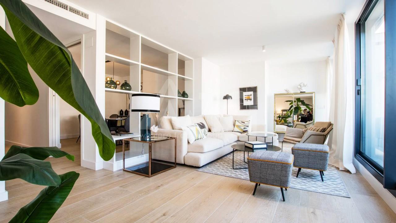 Elite New Apartments in Alicante, area 197 m<sup>2</sup> - KH118618 - 31