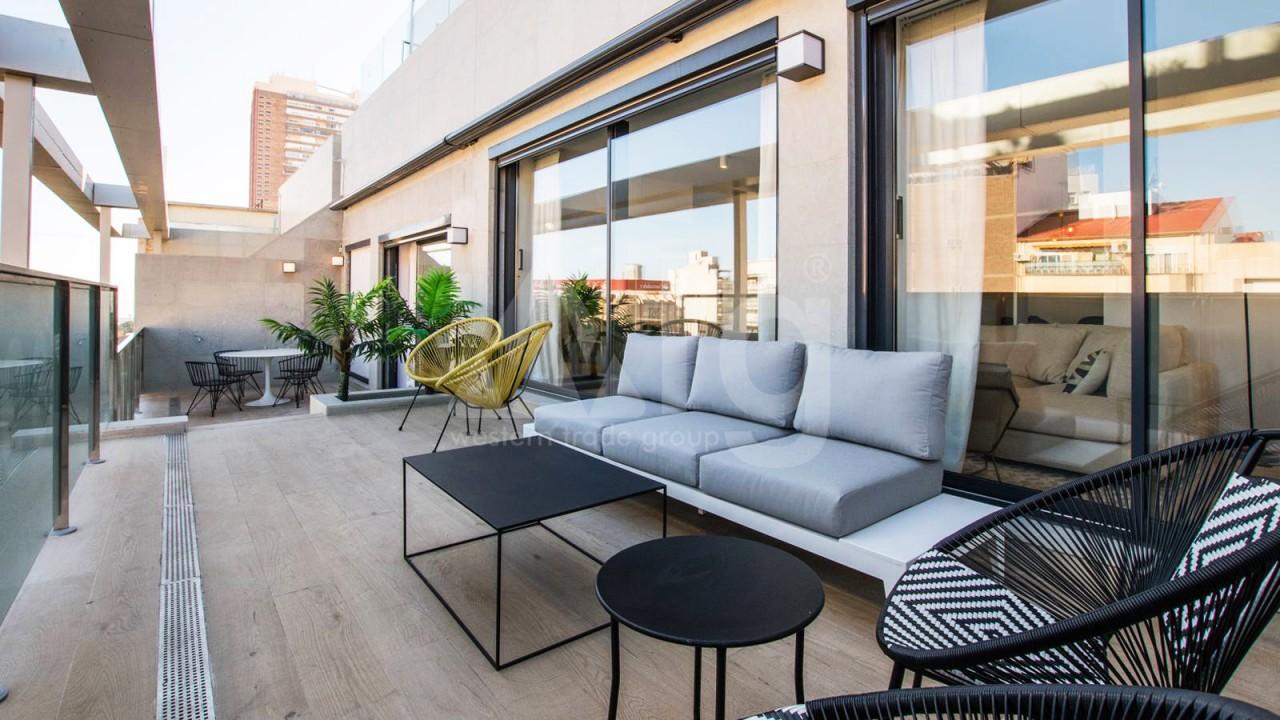 Elite New Apartments in Alicante, area 197 m<sup>2</sup> - KH118618 - 46