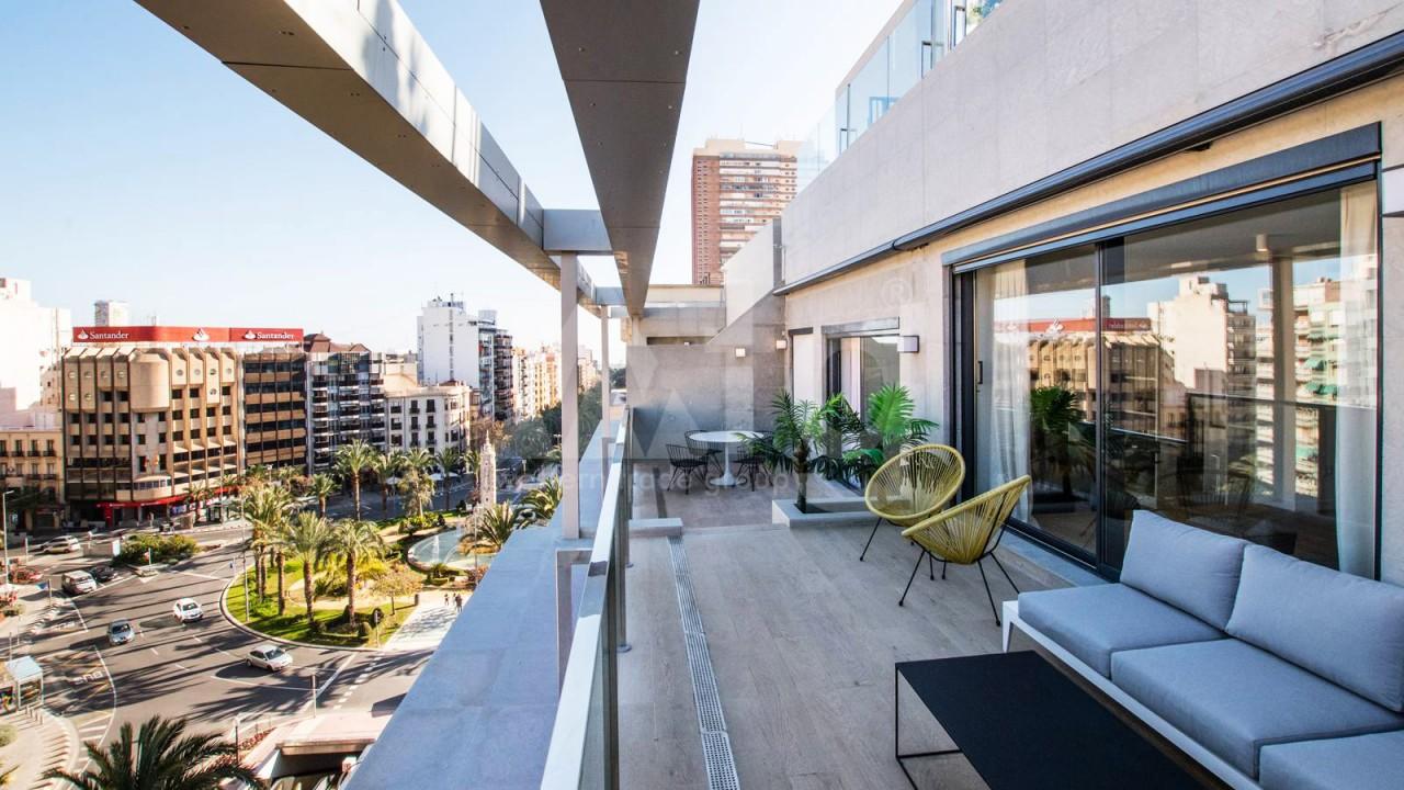 Elite New Apartments in Alicante, area 197 m<sup>2</sup> - KH118618 - 47