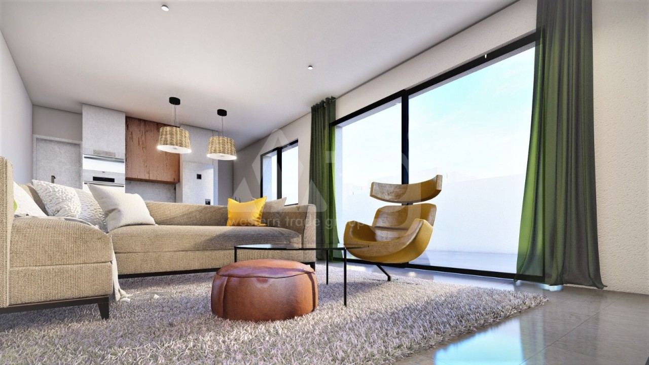 Elite New Apartments in Alicante, area 197 m<sup>2</sup> - KH118618 - 7