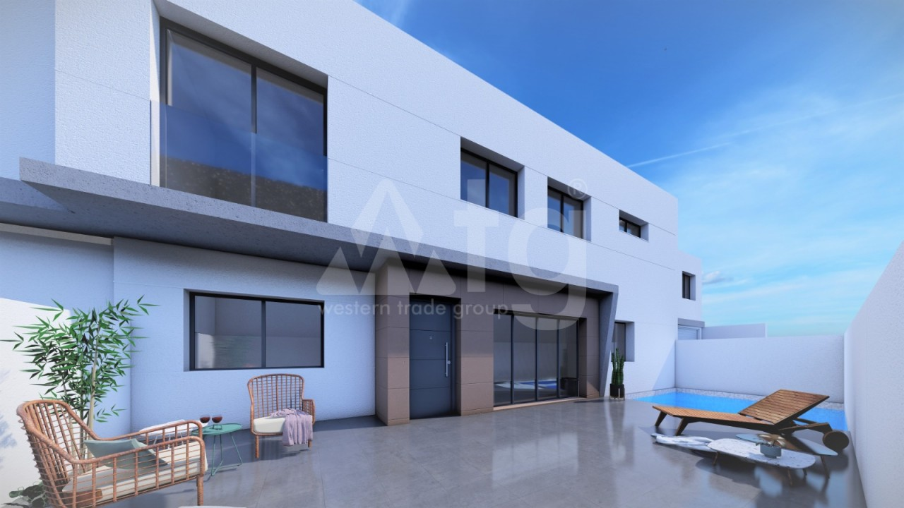Elite New Apartments in Alicante, area 197 m<sup>2</sup> - KH118618 - 9