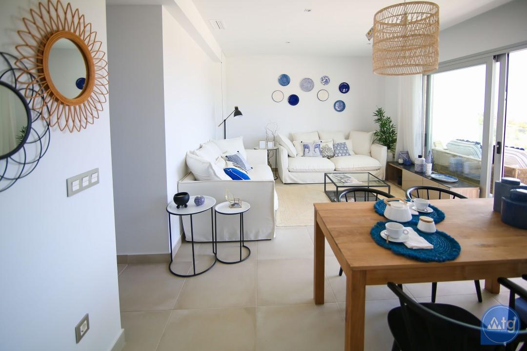 2 bedroom Apartment in Finestrat  - CG7646 - 11