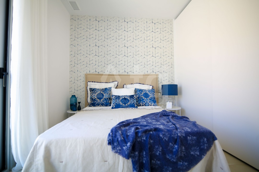 2 bedroom Apartment in Finestrat  - CG7646 - 28