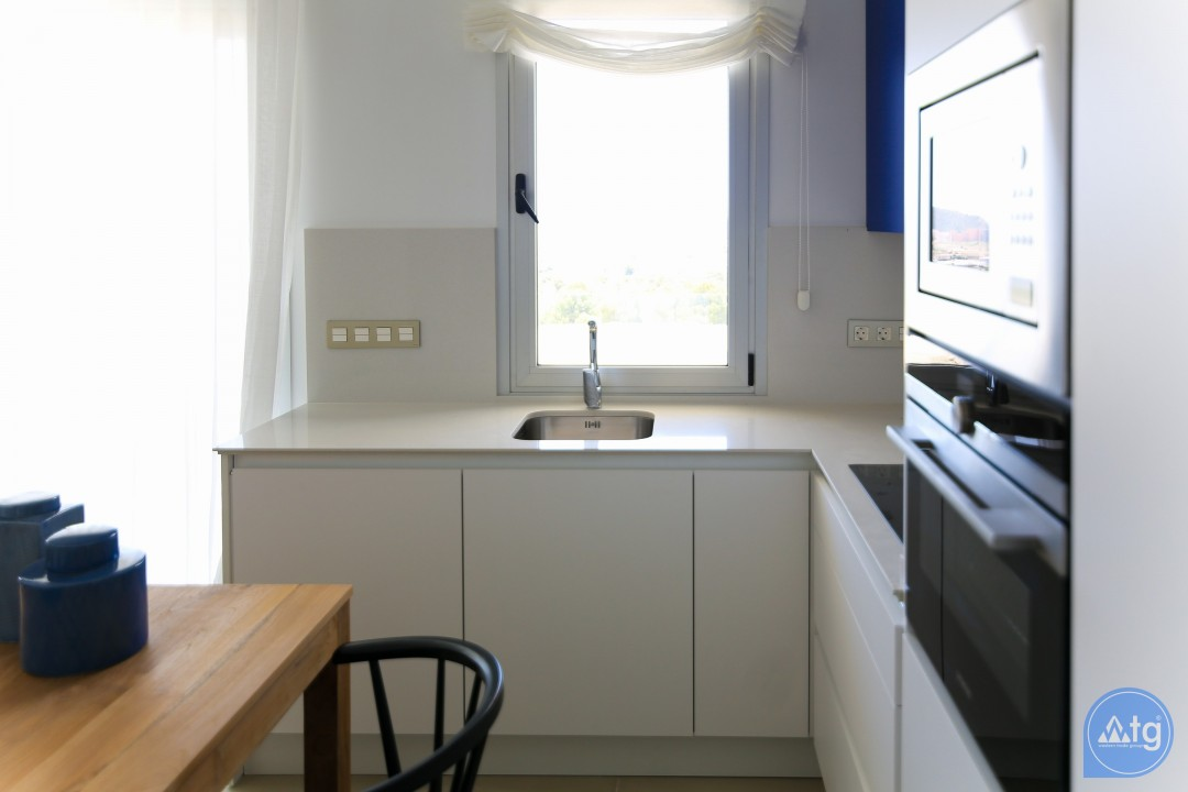 2 bedroom Apartment in Finestrat  - CG7646 - 45