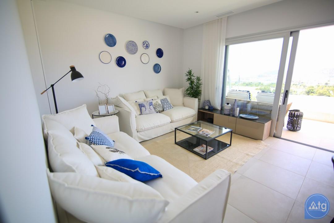2 bedroom Apartment in Finestrat  - CG7646 - 9