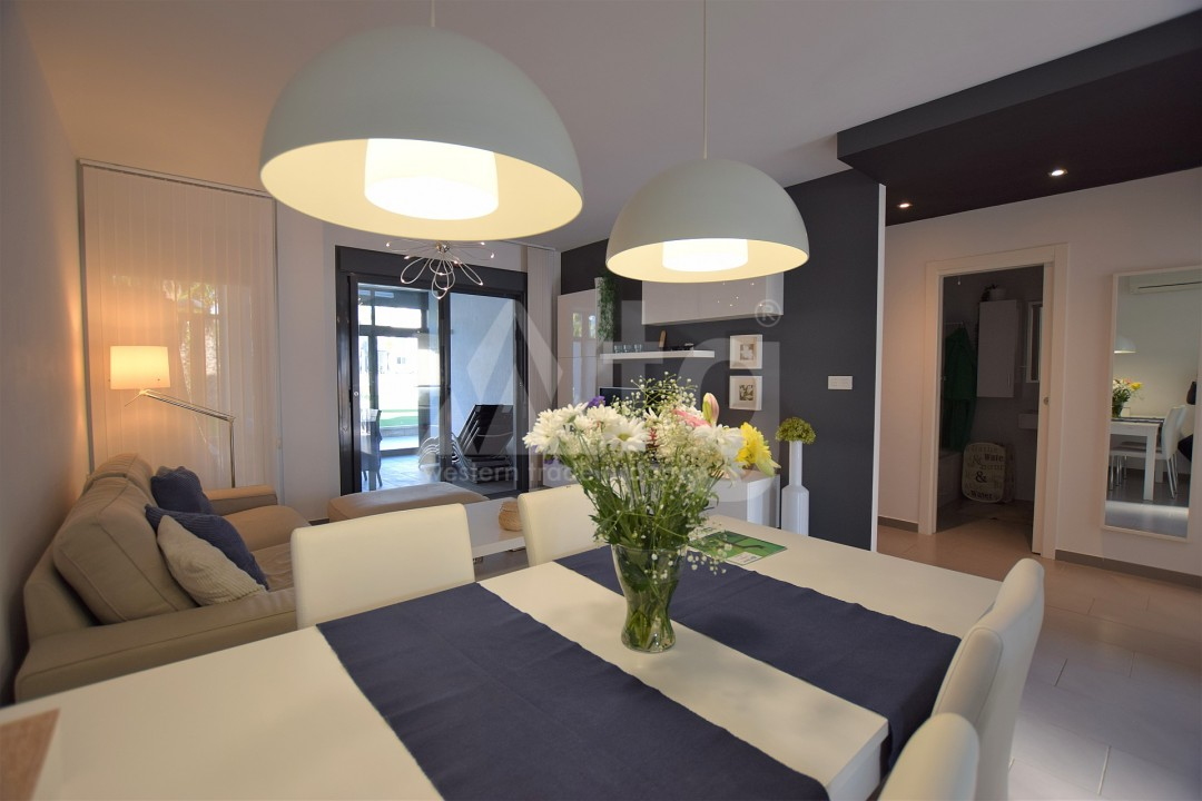 2 bedroom Apartment in Finestrat  - CAM114963 - 4