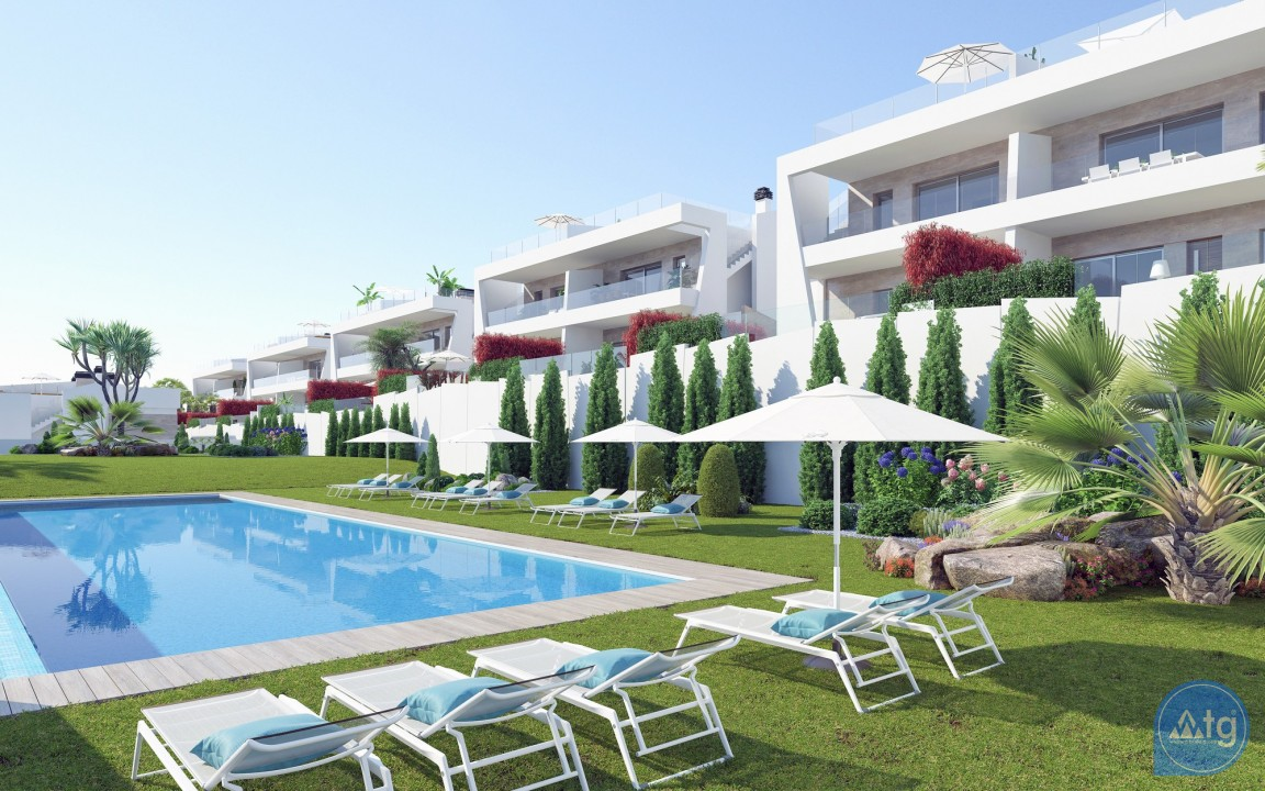 Elite New Apartments in Finestrat, Spain - CG119074 ...