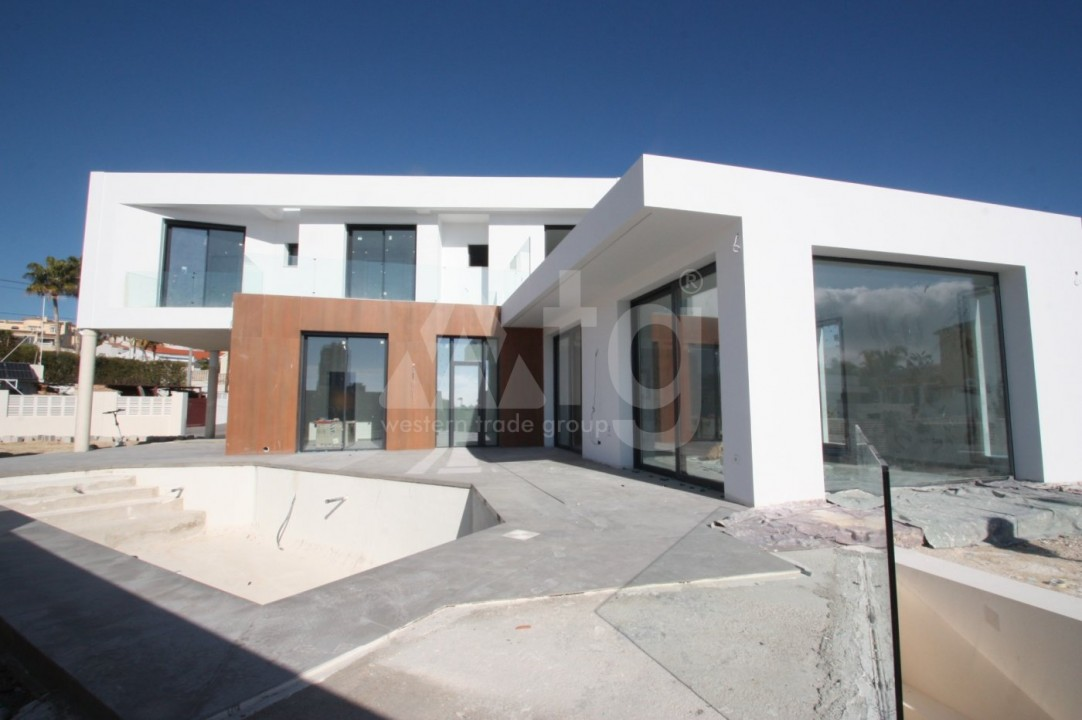 3 bedroom Apartment in Gran Alacant - NR117354 - 1