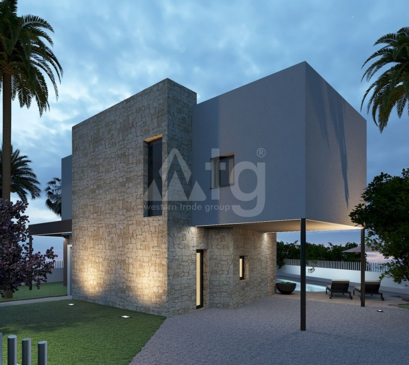 3 bedroom Apartment in Gran Alacant - NR117354 - 12