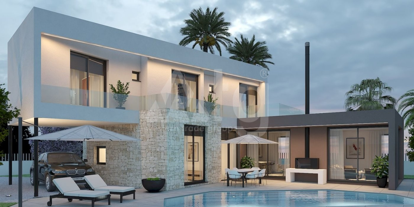 3 bedroom Apartment in Gran Alacant - NR117354 - 5