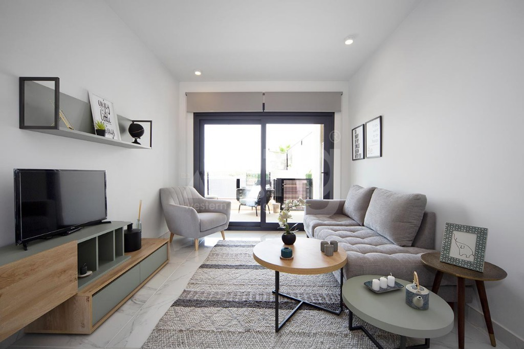 2 bedroom Apartment in La Manga - GRI7677 - 4