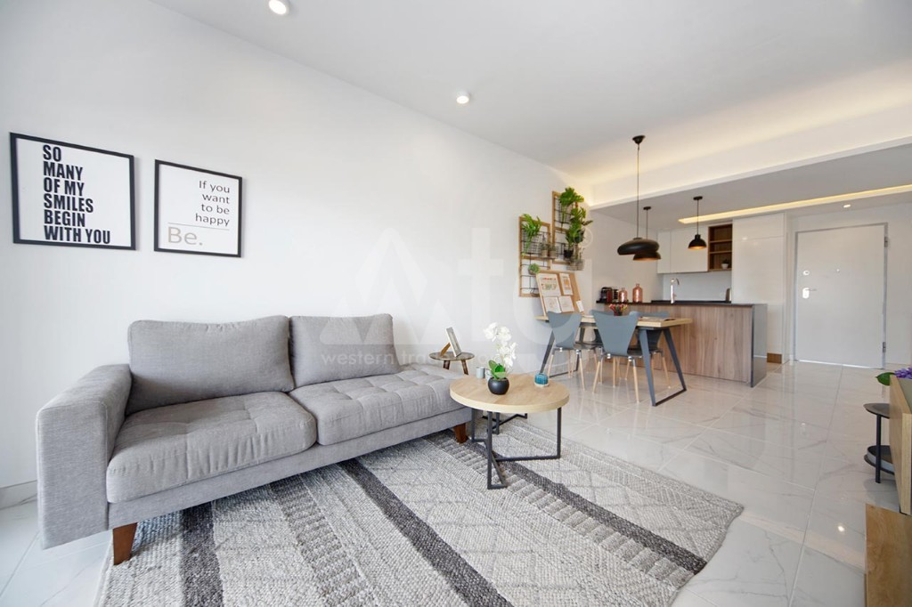 2 bedroom Apartment in La Manga - GRI7677 - 6