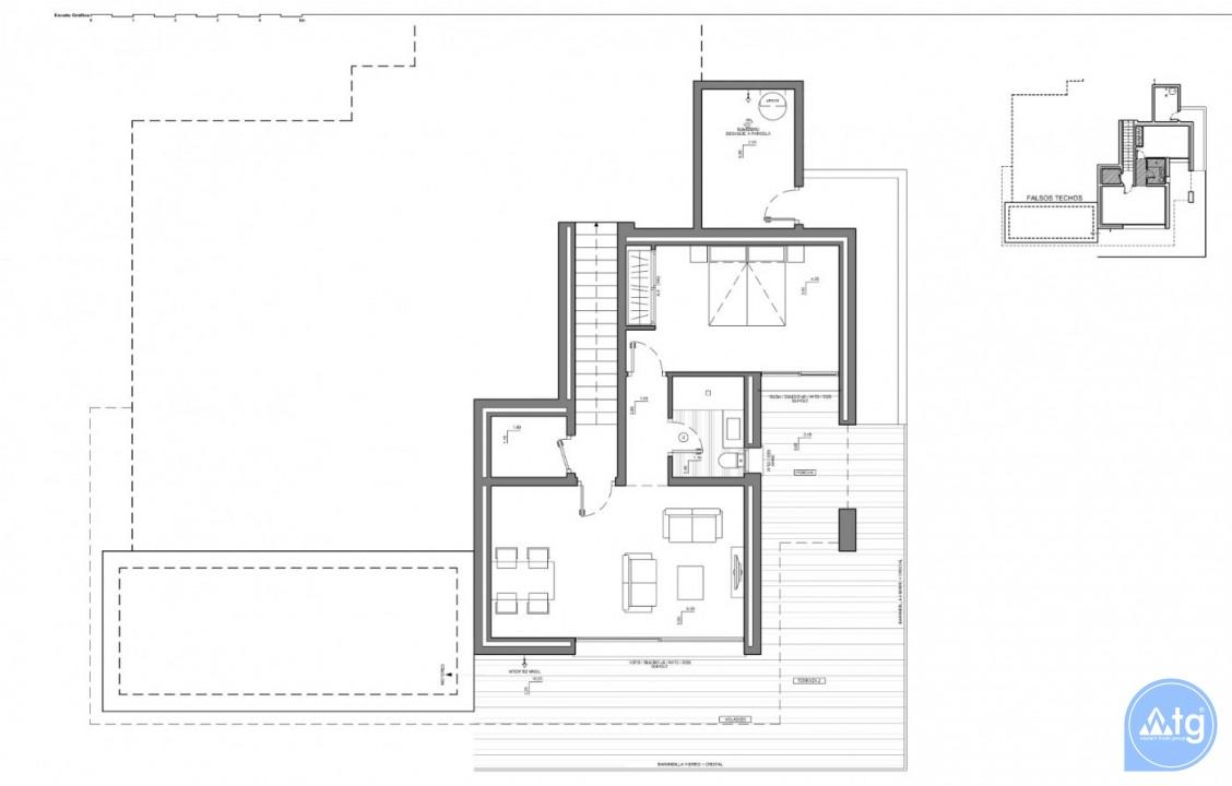 2 bedroom Apartment in La Zenia - US6826 - 17