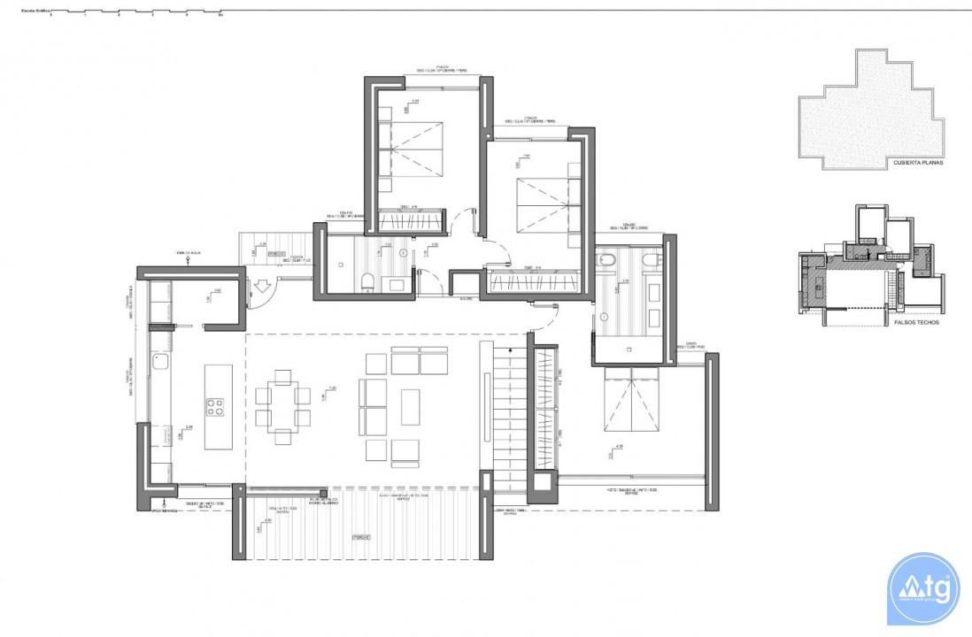 2 bedroom Apartment in La Zenia - US6826 - 18