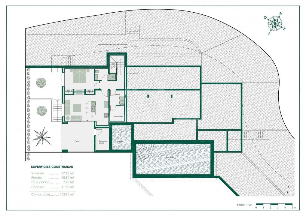 2 bedroom Apartment in Mar de Cristal  - CVA115795 - 10