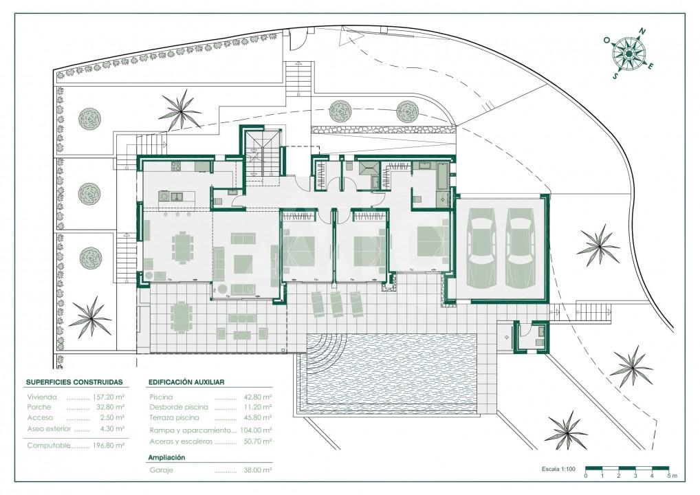 2 bedroom Apartment in Mar de Cristal  - CVA115795 - 11