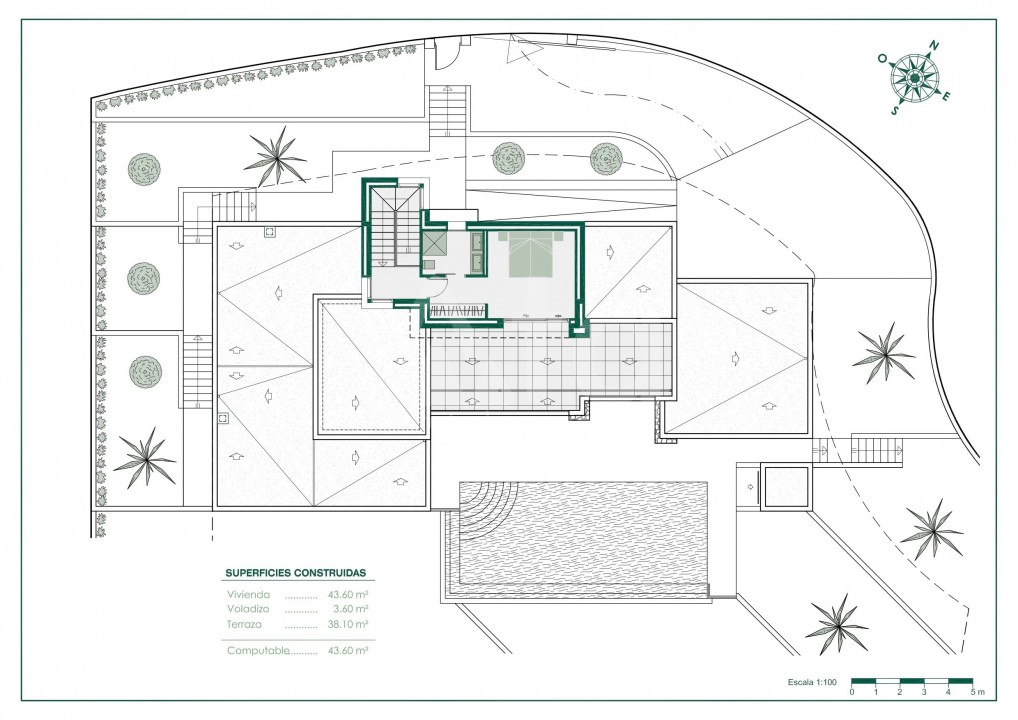 2 bedroom Apartment in Mar de Cristal  - CVA115795 - 7