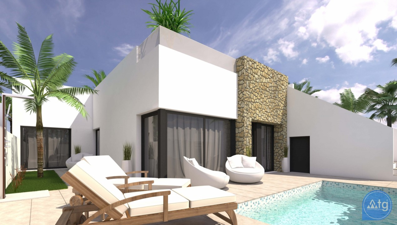 3 bedroom Apartment in Orihuela - SM2238 - 1