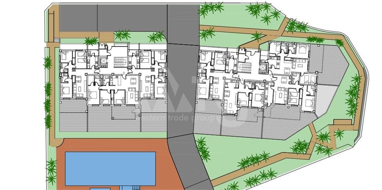 3 bedroom Apartment in San Miguel de Salinas - SM6193 - 20