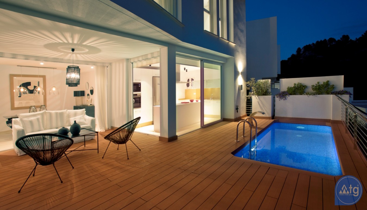 2 bedroom Apartment in San Miguel de Salinas - SM6199 - 1