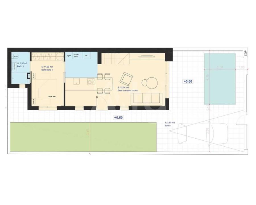 3 bedroom Apartment in San Pedro del Pinatar  - OK8083 - 5