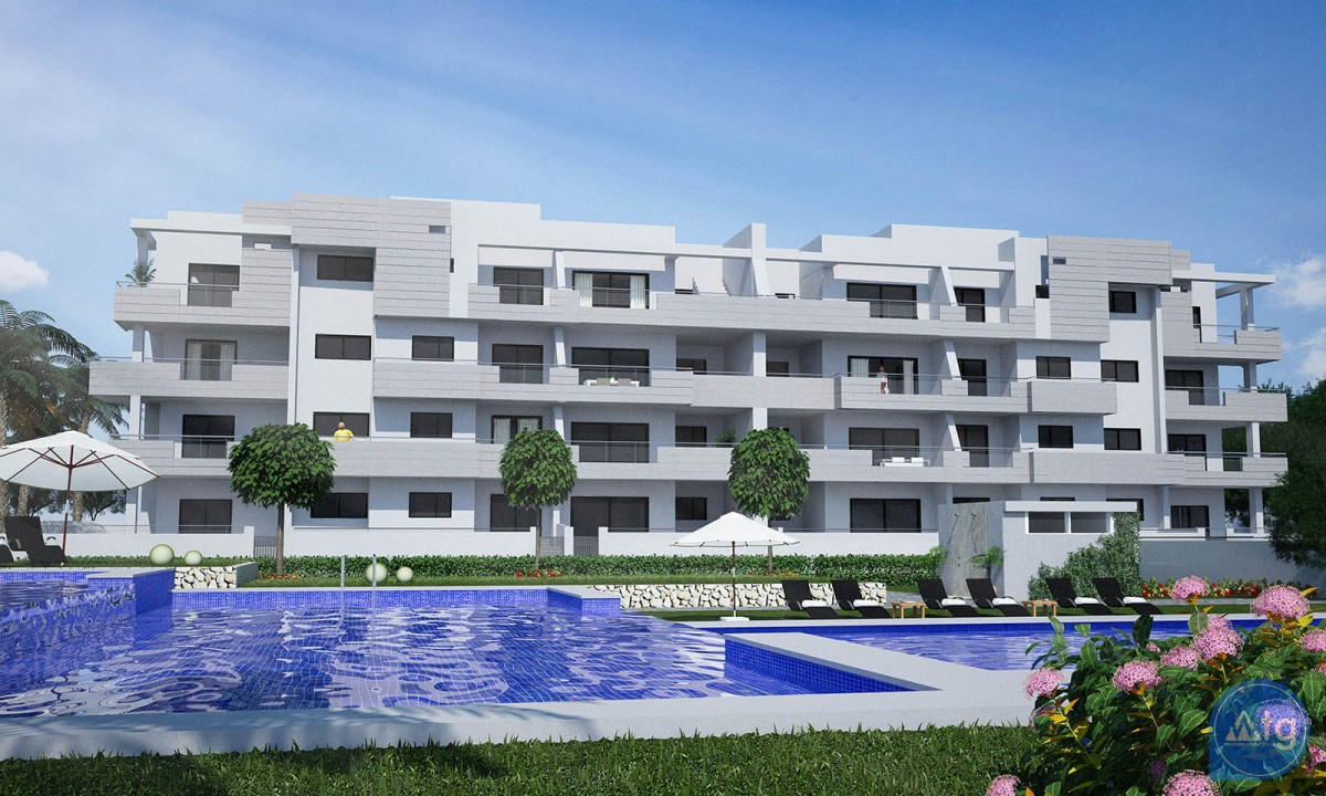 2 bedroom Apartment in Torre de la Horadada - SR2617 - 1