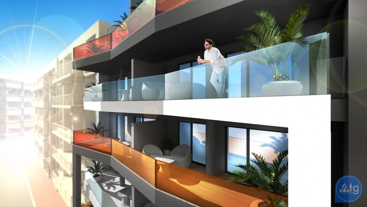 3 bedroom Apartment in Torrevieja - AG5789 - 12
