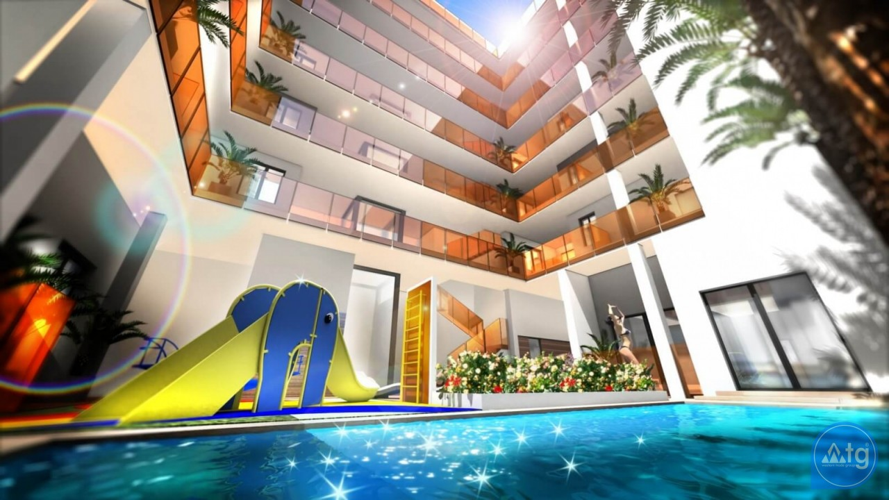 3 bedroom Apartment in Torrevieja - AG5789 - 18
