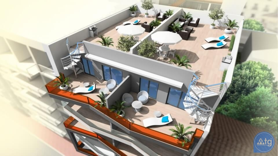 3 bedroom Apartment in Torrevieja - AG5789 - 9