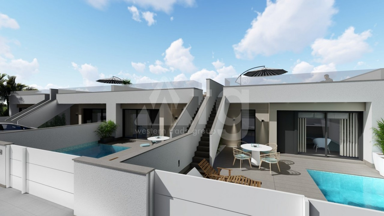 3 bedroom Apartment in Torrevieja  - MS115094 - 1