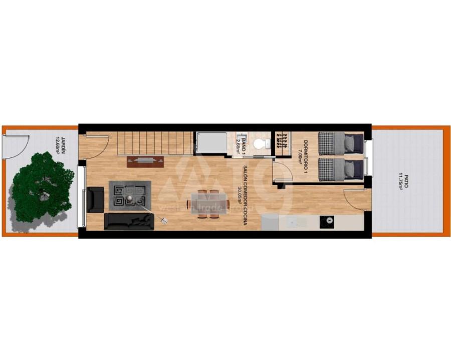 3 bedroom Apartment in Villamartin - NS8281 - 4