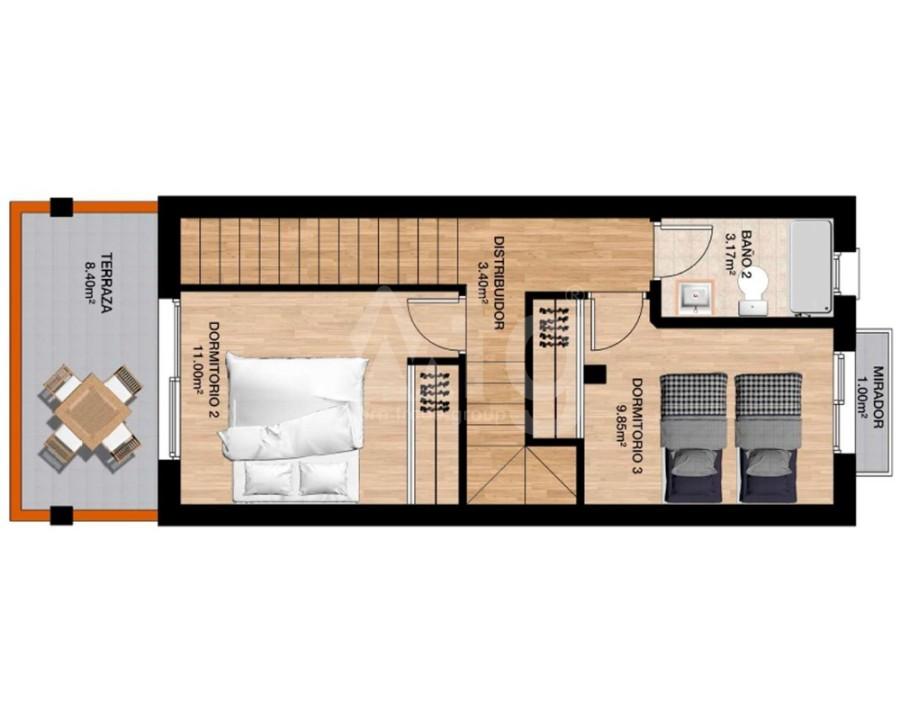 3 bedroom Apartment in Villamartin - NS8281 - 5