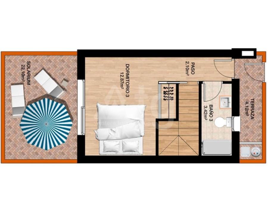 3 bedroom Apartment in Villamartin - NS8281 - 6