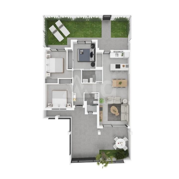 3 bedroom Apartment in Villamartin - NS8274 - 6