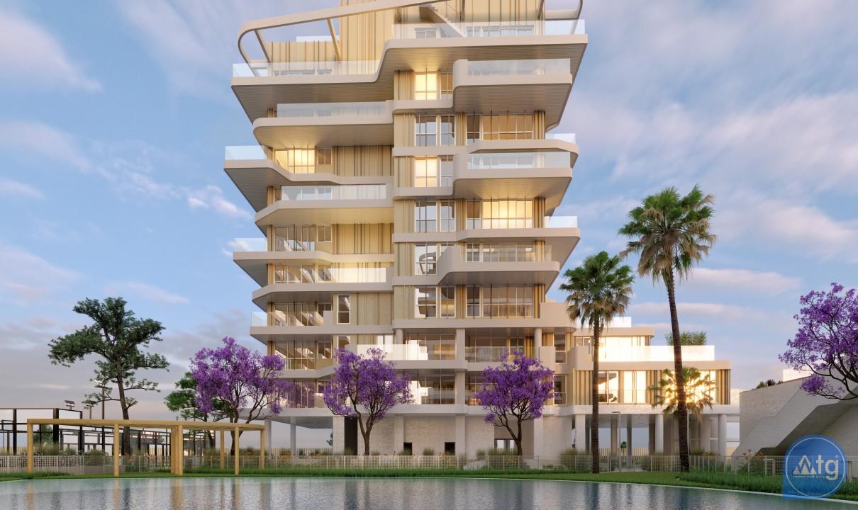 3 bedroom Apartment in Alicante  - KH118623 - 1