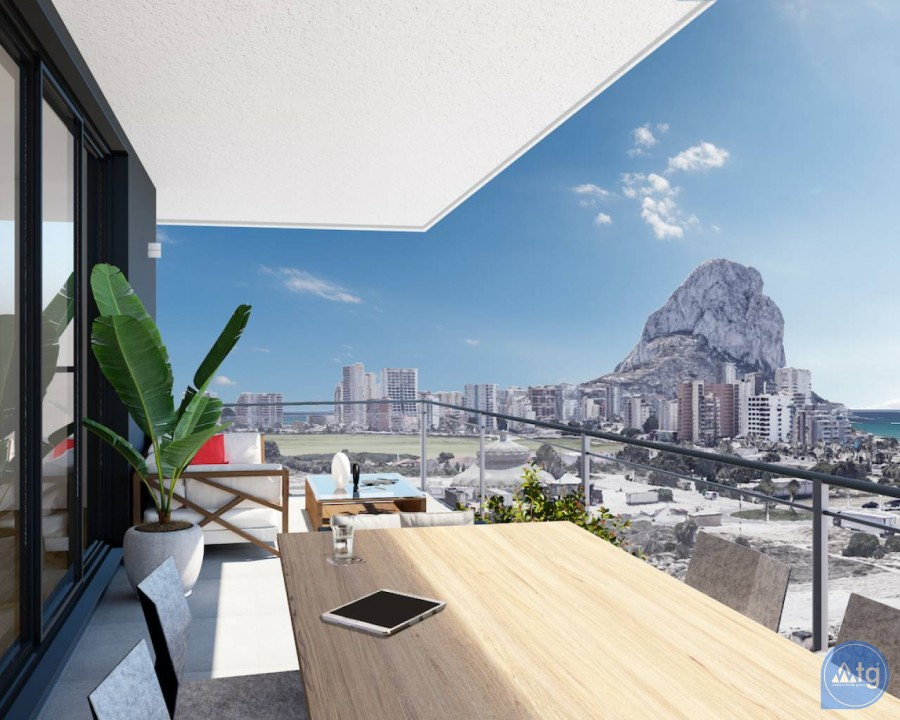 3 bedroom Apartment in Calpe  - AMA1116490 - 8